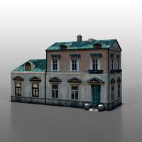 3d house polish