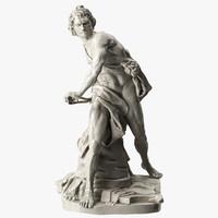 david gian lorenzo bernini 3d model