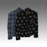3d fbx shirt