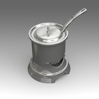 cooking pot fbx