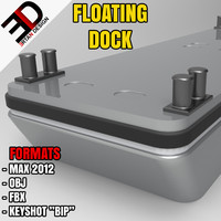 free max model floating dock