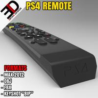 remote 4 3d max