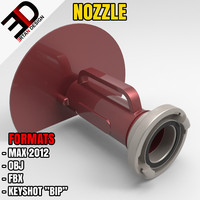 Water Shield Nozzle