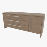 cupboard scenes 3d model