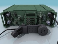 SINCGARS Single Channel Radio