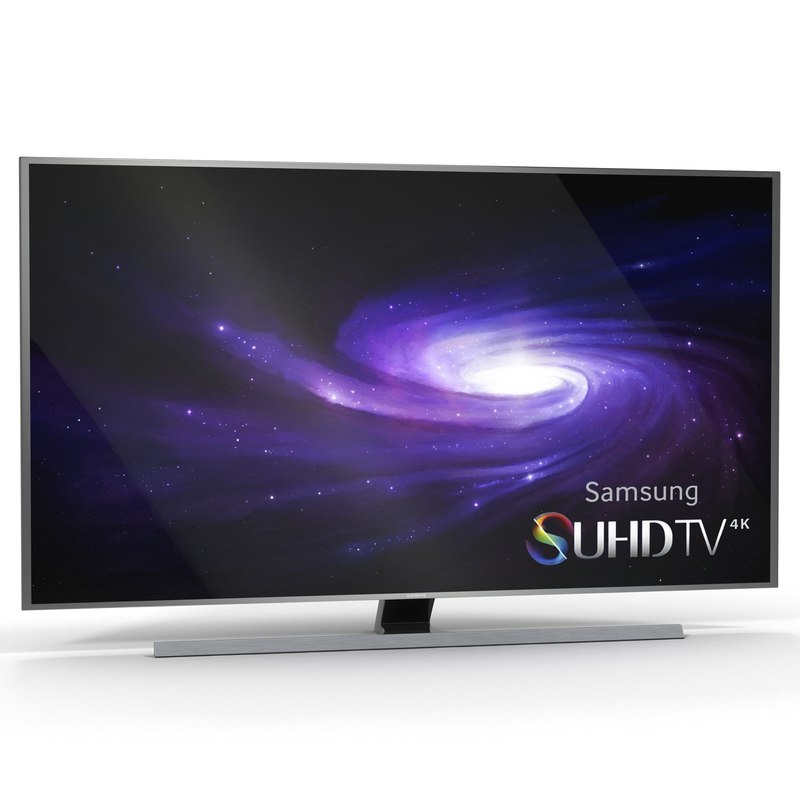 Samsung 4K SUHD JS8500 Series Smart TV 65 inch 3d model 01.jpg