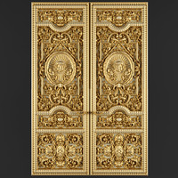 max luxury classic baroque carved