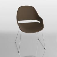 maya zanotta chair eva