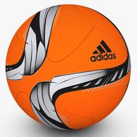 3d adidas conext15 soccer ball