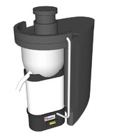 Santos juicer 50 black noir
