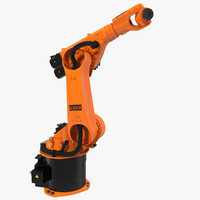 Kuka Robot KR 60-3 Rigged