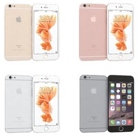 apple iphone 6s colours 3d max