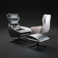 3d 423-cab-lounge