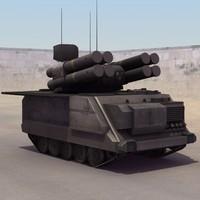 adats apc 3d model