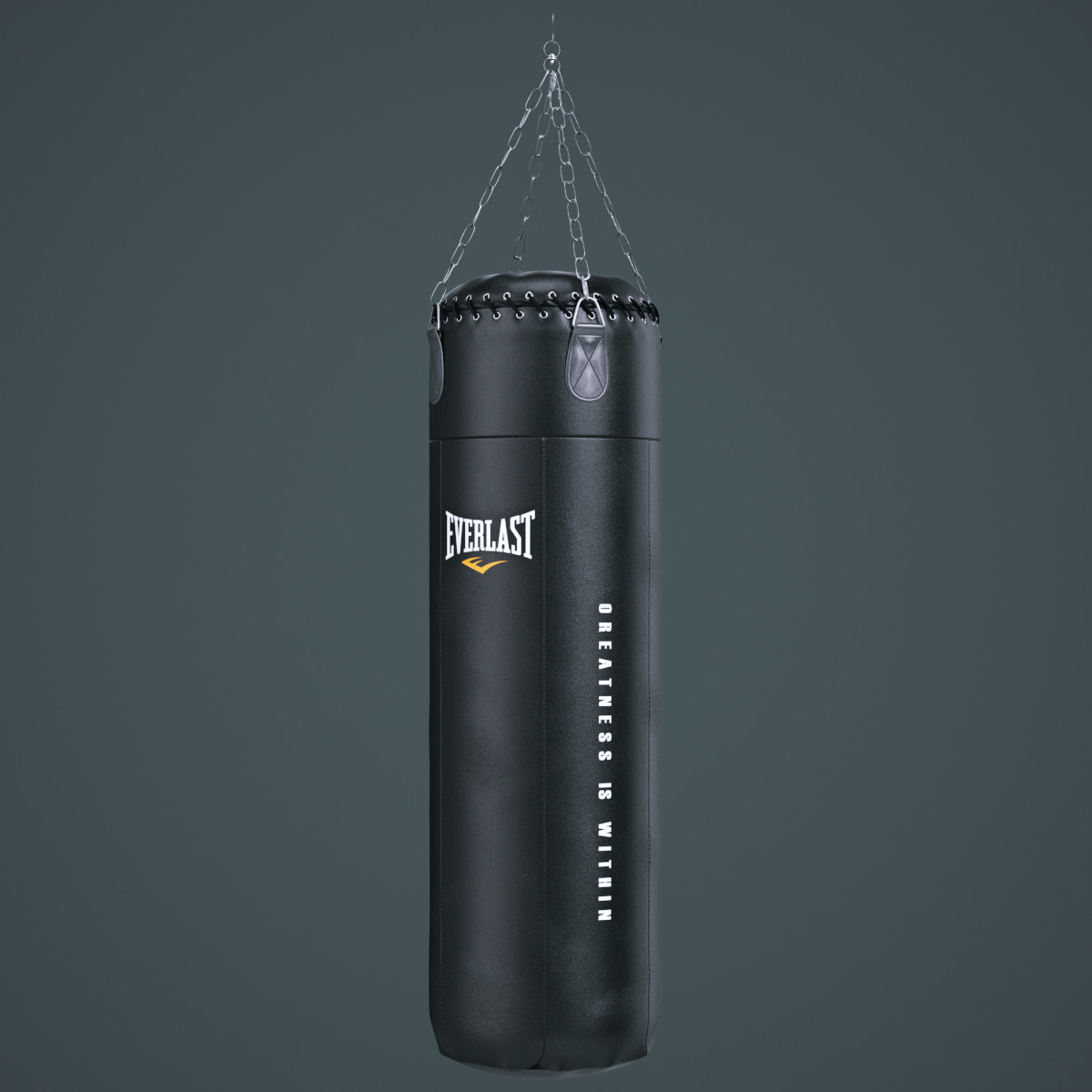 3ds max punching bag everlast