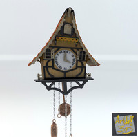 cuckoo Clock - Relogio Cuco