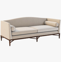 3d bolier rosenau sofa model