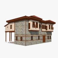 Traditional Ottoman (turkish) House ANTALYA