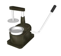 hamburger press 3d 3ds