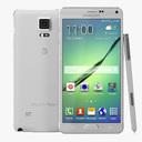 Samsung Galaxy Note 4 3D models