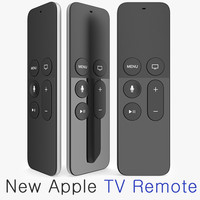 3dsmax new apple tv remote