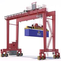 RTG Gantry Crane Kalmar