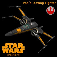 3ds max black star fighters