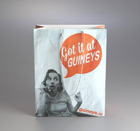 3d shopping bag guineys