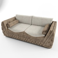 Zanaboni Giada 2-seat sofa