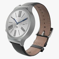 Huawei Watch 3 Leather Band