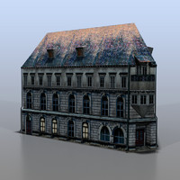 3d house baltic
