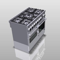 3ds max oven