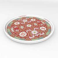 Chinese Porcelain - Tea Set Tray