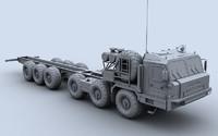 3d baz 6909 transporter