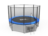 3d trampoline line