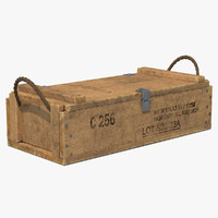 3ds max ammo crate 2