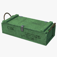 Ammo Crate 2 Green