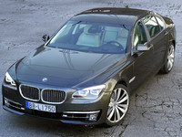 3ds max bmw 7 series