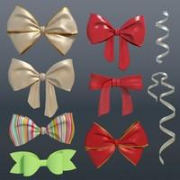 bow set obj