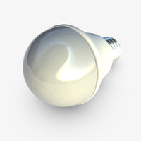 Spot Light Bulb 3D models