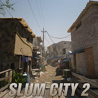 slum city 2 3d 3ds
