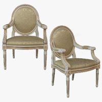 chair cnc 3d max