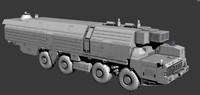 3d command model