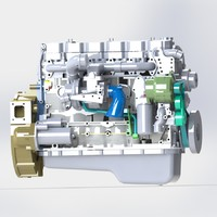 3d manufacture model