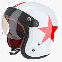 helmet protection 3d obj