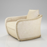 armchair timothy cornelio cappellini 3d max