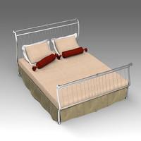 maya forged bed