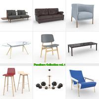 3ds max furniture vol 1