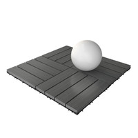 wooden deck tile v1 3ds