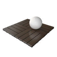 3d wooden deck tile v2